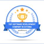 8allocate Wins GoodFirms' Accreditation as a Top Software Development Company in Estonia