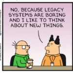 8 Signs Your Legacy Software Badly Needs Replacement